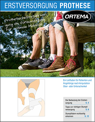 Ortema Erstversorgung Prothese